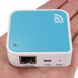 150Mbps tragbare Mini WiFi Drahtlos N Nano Router AP Repeater Brücke