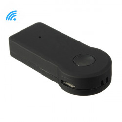 3.5mm BluetoothV3.0 + EDR Musik Streaming Stereo Audio Mottagare Adapter