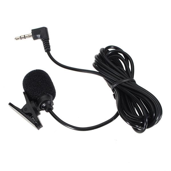 3.5mm Hände geben Klipp auf Mini Mikrofon für PC Laptop MSN Mikrofone & Kopfhörer