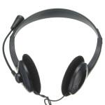 3,5 mm Stereo Kopfhörer mit Mikrofon für Gaming Computer PC Laptop VOIP Mikrofone & Kopfhörer