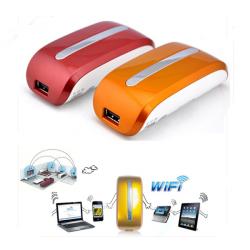 5in1 150Mbps 3G WIFI Wireless Router Hotspot 5200mAh Power Bank AP