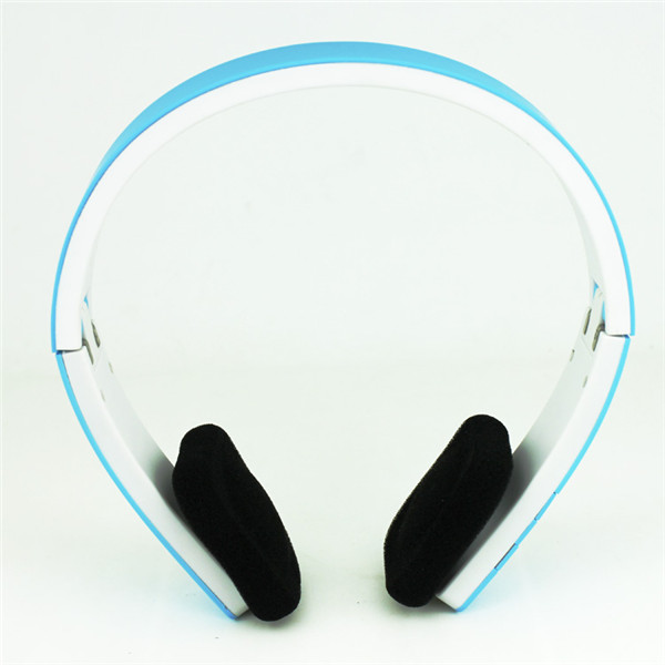 BH600 Stereo Bluetooth Hovedtelefoner Support Telefonopkald Mikrofoner & Hovedtelefoner