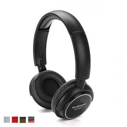 Bluetooth2.1 Stereo FM MP3 Micro SD Player Wireless Headphone