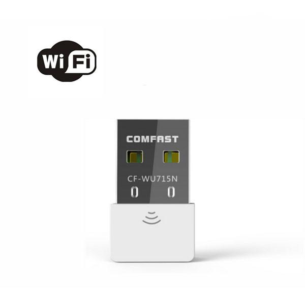 COMFAST CF-WU715N 150Mbps USB Wifi Trådløs LAN-netværk Card Adapter Netværk & Routere