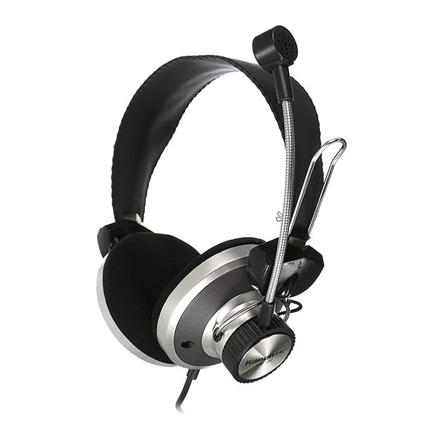 Canen KM-520 Pro Gaming HiFi Stereo Hovedtelefoner med Mikrofon Super Bass Mikrofoner & Hovedtelefoner