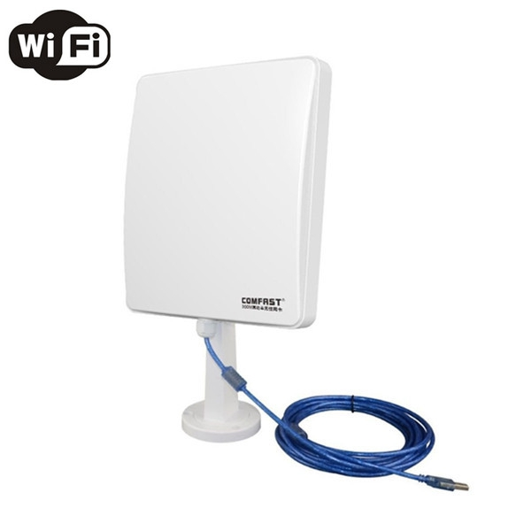 Comfast CF-N300 300Mbps 802.11gbn Long Range Wifi Adapter Netværk & Routere