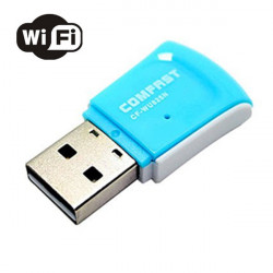 Comfast CF-WU825N 300Mbps Mini Wifi Network 802.11g/b/n USB Adapter