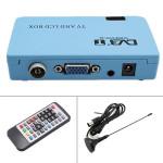 Digital TV Box LCD / CRT VGA / AV Tuner DVB-T DVB-T-modtager Netværk & Routere