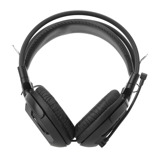 Headset Type Ear Microphone Computer Music Gameing Headphones Microphones & Headphones