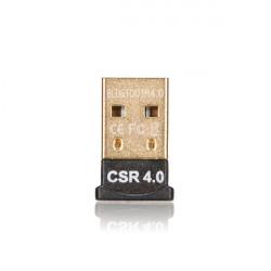 Mini 20m 3Mbps Bluetooth V4.0 Dongle Dual Mode Trådlös Sändare