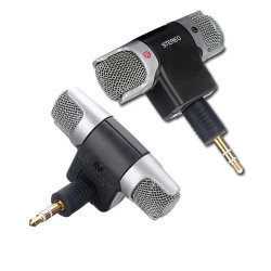 Mini Microphone Mic for Skype iChat MD