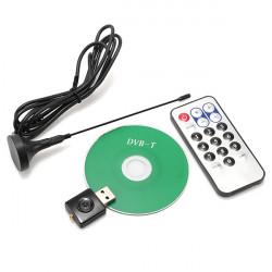Mini USB DVB-T RTL-SDR Realtek RTL2832U& R820T Tuner Receiver