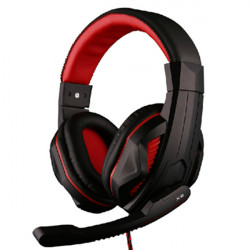 OVANN X2 Wired Comfortable Gaming Headphone with Mic