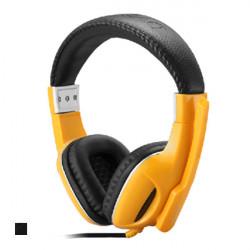 OVANN X5 Hifi verdrahtete Stereospiel Kopfhörer mit Mikrofon