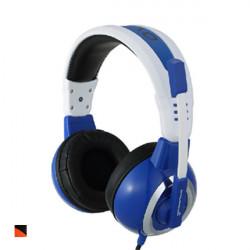 OVANN X6 Kabling Stereo Gaming Hovedtelefoner med Mikrofon til PC