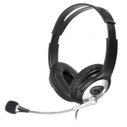 OVLENG Q2 USB Stereo Hovedtelefoner med Mikrofon Super Bass