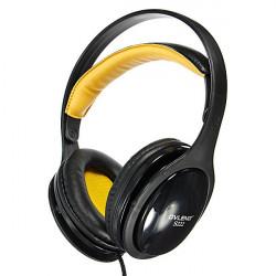OVLENG S222 Doppel Stirnband Stereo Kopfhörer mit Mikrofon