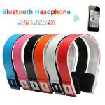 Bærbare Trådløs Bluetooth Stereo Hovedtelefoner 2.4G V3.0 + EDR Mikrofoner & Hovedtelefoner
