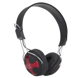 R15 Wiederaufladbare Einfügen tf Kopfhörer mit eingebautem Mikrofon