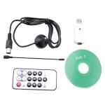 RTL2832U + R820T Mini Digital USB TV Modtager Dongle DVB-T Tuner Netværk & Routere