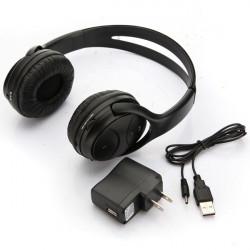SX-907 Trådløs Bluetooth Stereo Hovedtelefoner Headset Øretelefon A2DP Hand