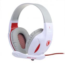 Sades SA-808 Stereo Gaming Headphone with Mic LED Lights