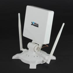Signal König 150Mbps LAN Adapter WiFi Antenne IEEE 802.11g / b / n 48DBI