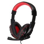 Stereo PC Spiel Kopfhörer mit Mikrofon Line Control Mikrofone & Kopfhörer