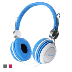 Vonsom 3.5mm Stereo Headphone with Mic Hands-free Function