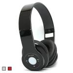 Drahtlos Stereo Bluetooth Kopfhörer mit Micphone FM Radio HiFi Mikrofone & Kopfhörer
