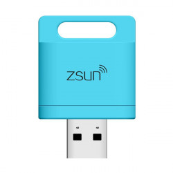 Zsun Wifi Card Reader Memory Extender Wireless Storage Flash Drive