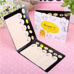 200 Sider Forskellige Cute Expression Fingers Memo Indlæg It Sticky Notes Kontor & Skoleartikler