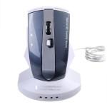 2.4GHz M-011G Trådløs Genopladelig Mus Og USB-hub Tastaturer & Mus