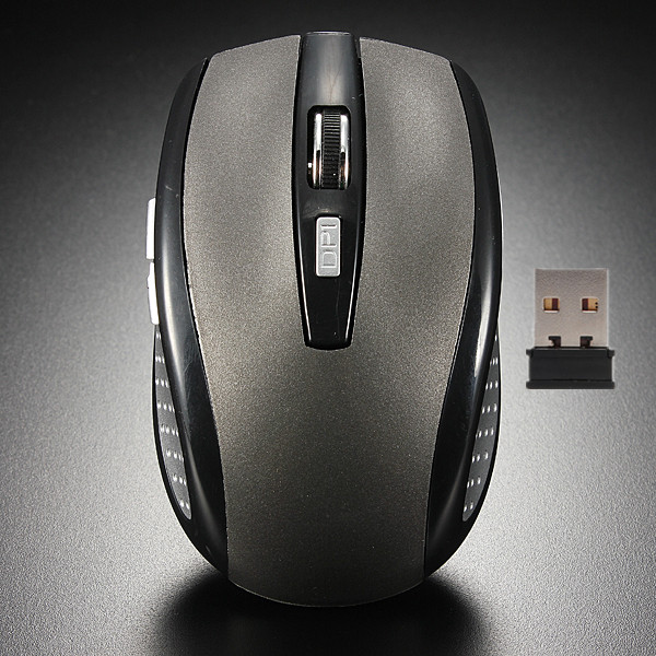 2.4GHz Wireless Cordless Optical Mouse Five Color For Window 7/ Vista Keyboards & Mouse