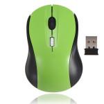 2.4GHz Trådløs Optisk Gaming Mus 500 100 1600 DPI for PC Laptop Tastaturer & Mus