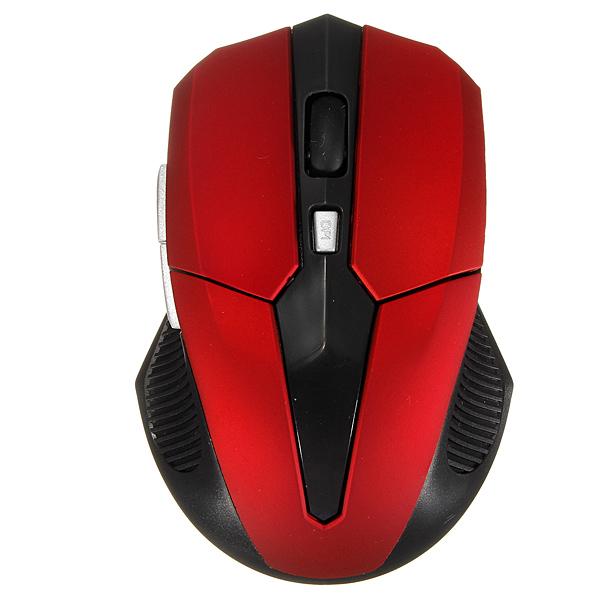 2,4 GHz Drahtlos Optical Scroll Maus für PC Laptop MAC Tastaturen & Maus