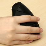 2.4G Drahtlos Ergonomische optische vertikale Maus 1600dpi Tastaturen & Maus