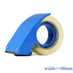 48mm Tape Dispenser Tätnings Device Tape Cutter Pack Machine