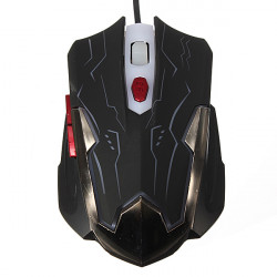 6 Keys 2400 DPI einstellbar USB Drahtlos Optical Gaming Mouse