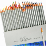 72 Color Art Drawing Oil Non-toxic Pencils Set For Artist Sketch Office & School Supplies