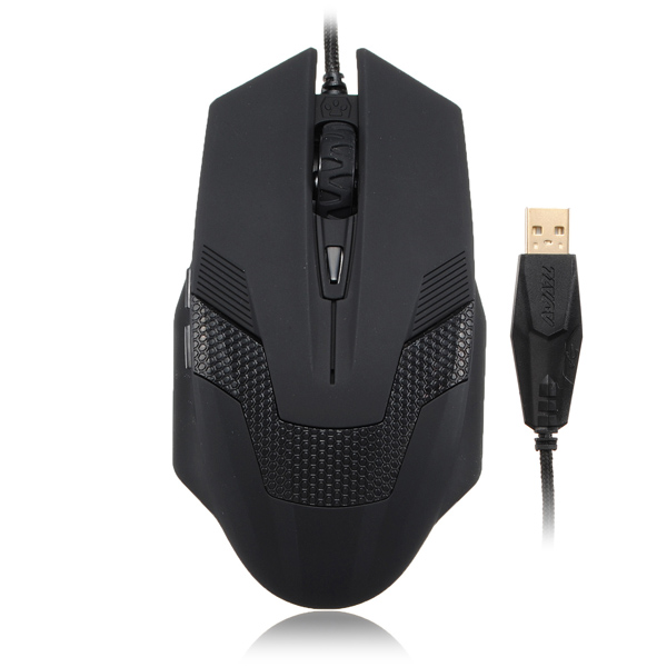Ein  Jazz Green Hornet 2000 DPI USB LED 6 Schlüssel Gaming Mouse Tastaturen & Maus