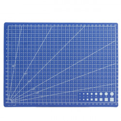A4 Cutting Mat Model Design Gravering Board Plate Single Sided Scale