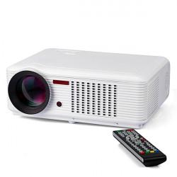 BESUNCOM KM 1000 4000LM 1024x768 LED Projektor Unterstützung 3D