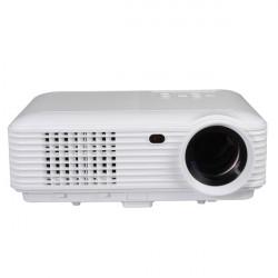BESUNCOM M9 1280x800 4500Lumen Projector USB/AV/TV/VGA/HDMI Support 3D