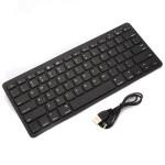 Bluetooth 3.0 Trådlöst Tangentbord till iPad 2 iPhone 4 PC Laptop iPad Tillbehör