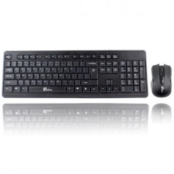 Carpo H608 Drahtlos USB 2.4G wasserdichte Tastatur Maus Sets