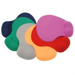 Bequeme ergonomisch Mauspad mit Handgelenkauflage für Laptop 7 Farbe