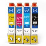 Kompatible Tintenpatronen für EPSON WF 2520/2530/2540 / XP 200/300/400 Büro & Schulbedarf