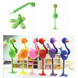 Cute Cartoon Ostrich Type Craft Kuglepenne