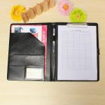 Executive A4 Konferensmapp med Urklipp Kontor & Skolmaterial
